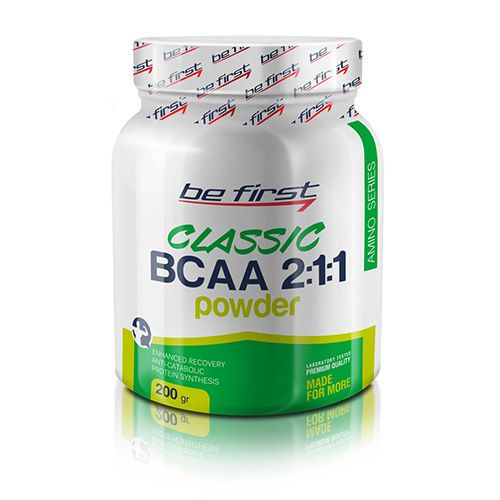 Be First - BCAA 2:1:1 Powder