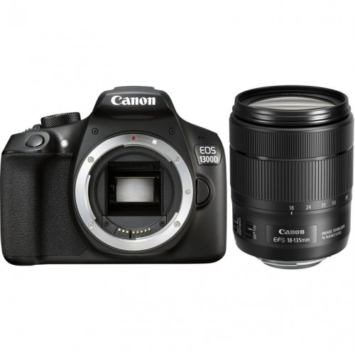 Canon EOS 1300D Kit EF-S 18-135 IS STM