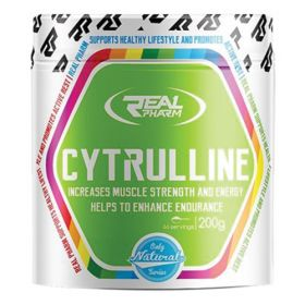 REAL PHARM CITRULLINE 200 G 66 порций