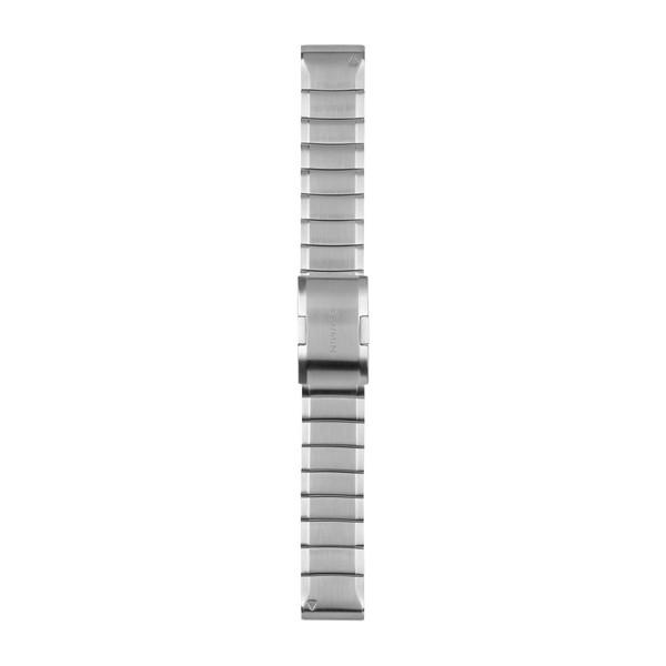 Ремешок сменный QuickFit 22мм Стальной серебряный