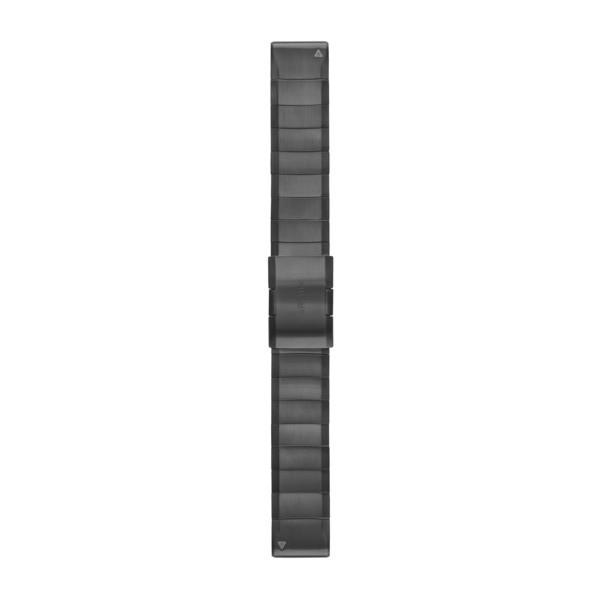 Ремешок сменный QuickFit 22мм Титановй серый