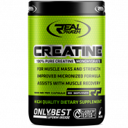 Real Pharm Creatine Monohydrate 300 caps