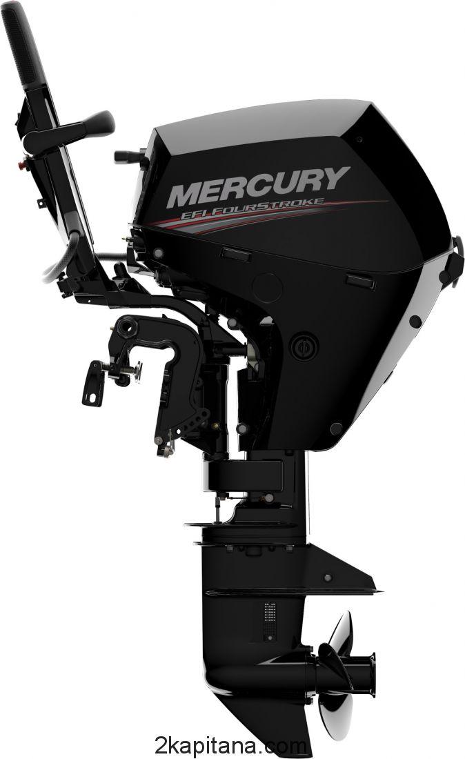 Лодочный мотор Mercury (Меркурий) F 10 M EFI