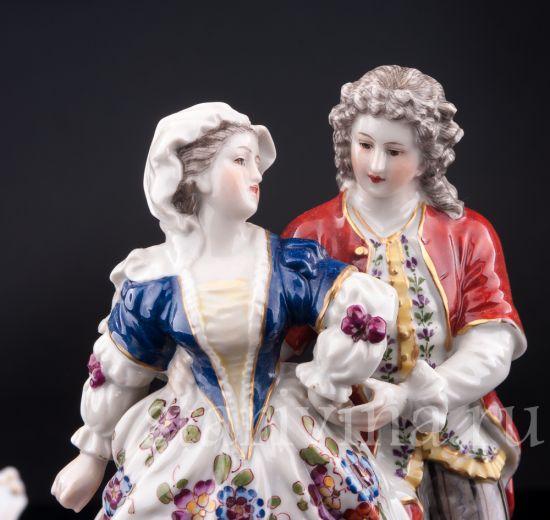 Изображение Романтическая пара, Volkstedt, Германия, кон.19 - нач.20 вв.