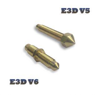 Сопло-термобарьер MK/E3D V5 / V6