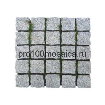 PAV-G-301 гранит. Брусчатка серия PAVING,  размер, мм: 500x500x30~40 (NS Mosaic)