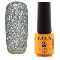 FOX/Фокс, гель-лак Pigment 218, 6 ml