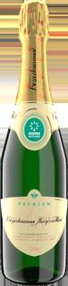 Безалкогольное шампанское полусладкое, 750 мл