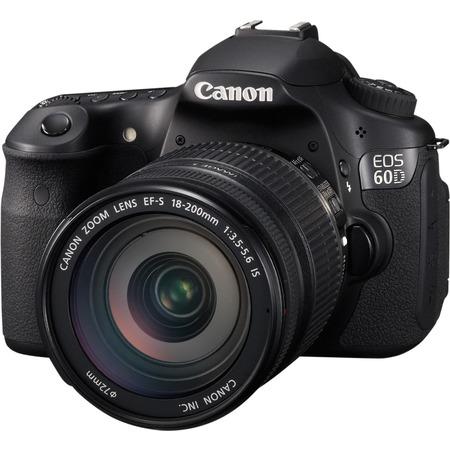 Canon EOS 60D 18-200 mm