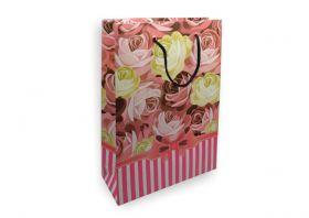 """Пакет подарочный """"Розы"""""""