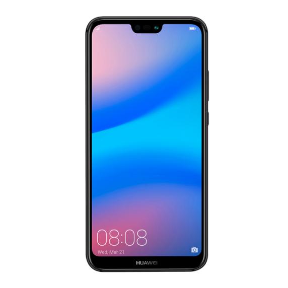 Huawei P20 Lite (Полночный черный)