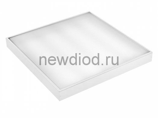 Светильник светодиодный SLP Med IP65 ОПАЛ 40Вт-4150Лм 5000K 588*588*40 200Led Oreol