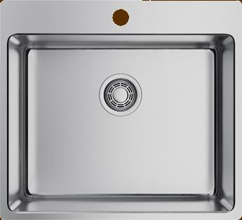 Врезная кухонная мойка OMOIKIRI Amadare 55-IN
