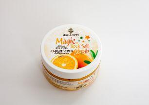 "Magic Rock Salt Skrab Скраб для тела ""Апельсин"" 250 г"