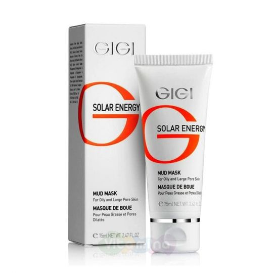 GiGi Грязевая маска Solar Energy Mud Mask For Oil Skin