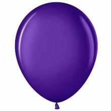 """Шар (12""""/ 30 см), фиолетовый, пастель, 100 шт"""