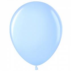 """Шар (12""""/ 30 см), светло- голубой, пастель, 100 шт"""