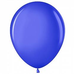 """Шар (12""""/ 30 см), синий, пастель, 100 шт"""