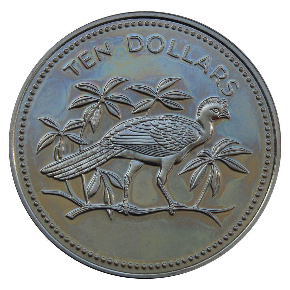 10 долларов 1976 Белиз