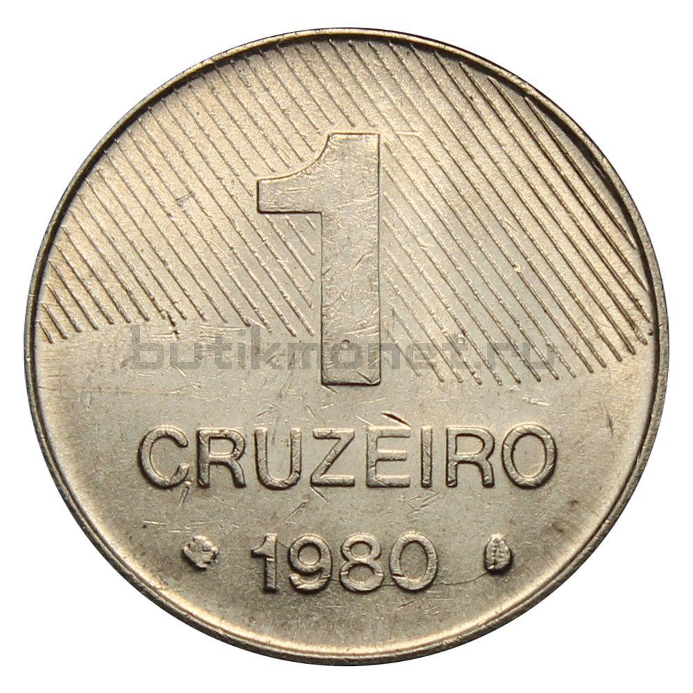 1 крузейро 1980 Бразилия