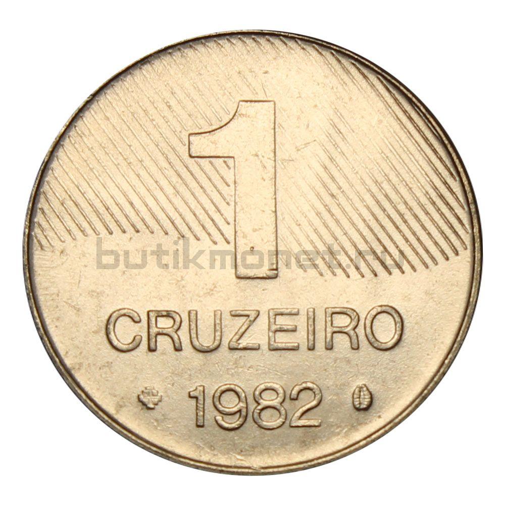 1 крузейро 1982 Бразилия