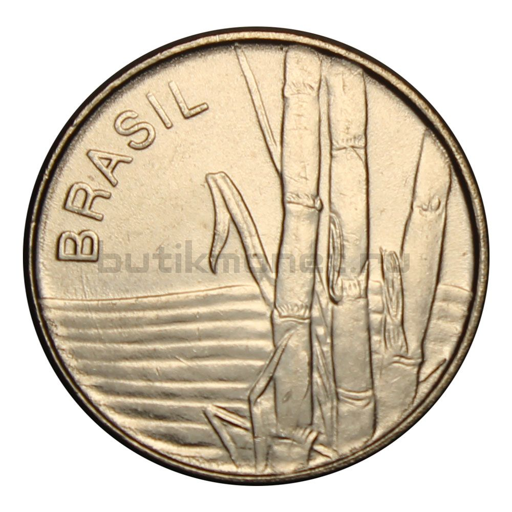 1 крузейро 1984 Бразилия
