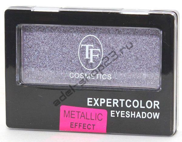TF - Тени для век с эффектом металлик TF Expertcolor Eyeshadow Mono