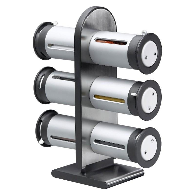 Набор Для Специй Wall Mounted Magnetic Spice Rack