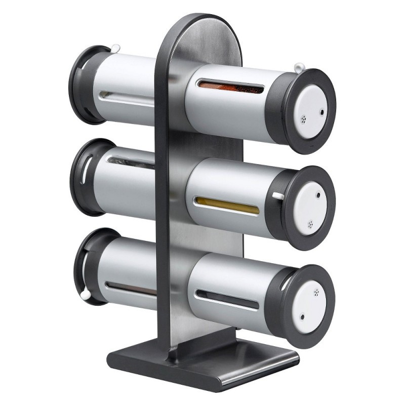 Набор Для Специй Wall Mounted Magnetic Spice Rack