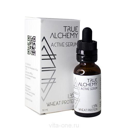 Сыворотка для лица Wheat Protein 1.3% True Alchemy Levrana (Леврана) 30 мл