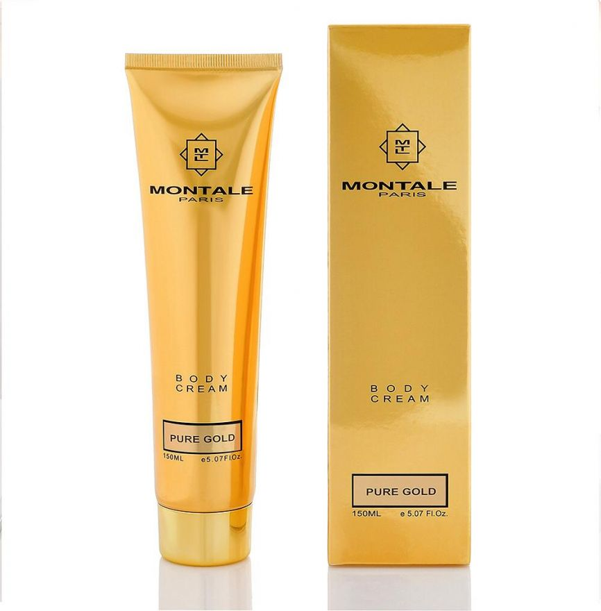 "Крем для тела Montale ""Pure Gold"" 150ml"