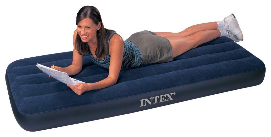 Матрас надувной Intex 64756