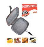 Сковорода-гриль двусторонняя 36 см HUOCHU