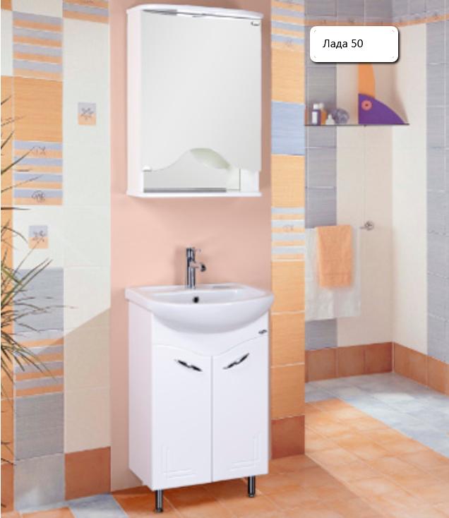 Мебель для ванной Onika Лада 50