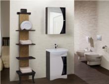 Мебель для ванной Onika Дуэт 52.01