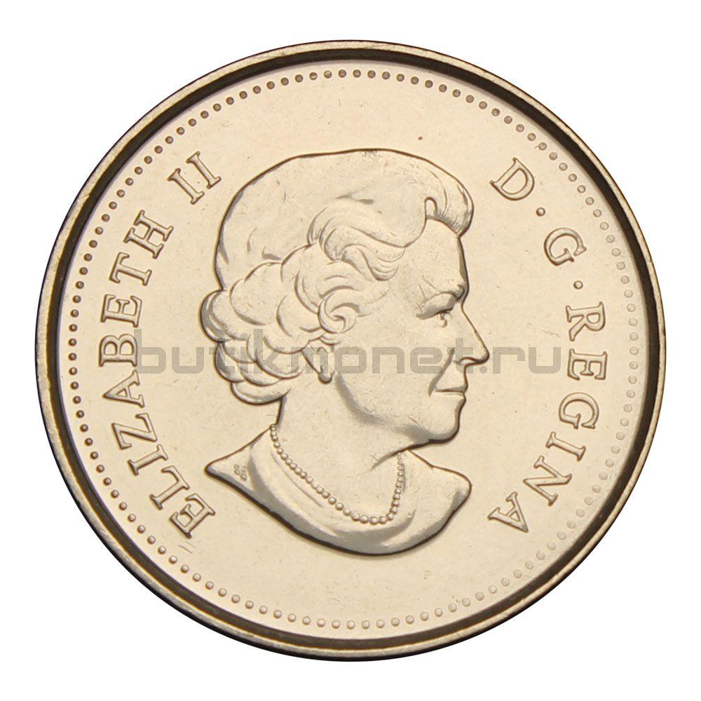 25 центов 2011 Канада Сапсан (Природа Канады)