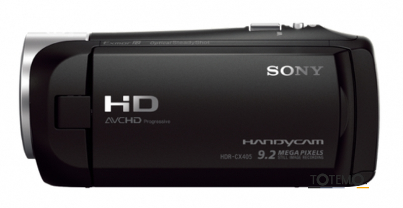 Sony HDR-CX405E (Black)