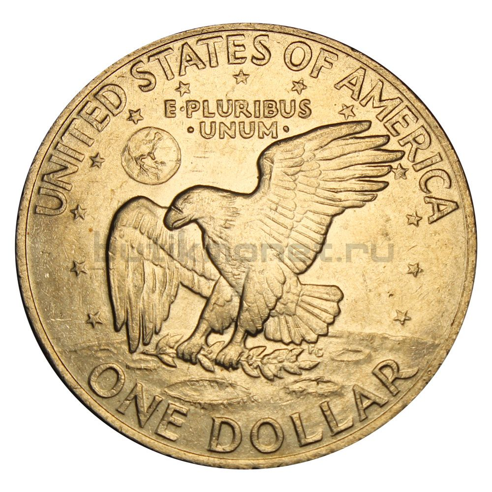 1 доллар 1971 США