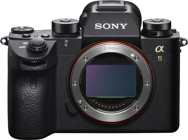 Sony Alpha ILCE-9 Body(English )
