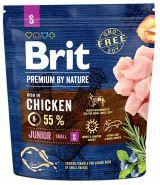 BRIT Premium by Nature Junior S Корм для молодых собак мелких пород (1 кг)