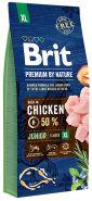 BRIT Premium by Nature Junior XL Корм для молодых собак очень крупных пород (15 кг)