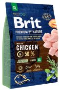 BRIT Premium by Nature Junior XL Корм для молодых собак очень крупных пород (3 кг)