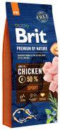 BRIT Premium by Nature Sport Корм для собак всех пород с высокими затратами энергии (15 кг)