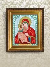 VIA4205 Art Solo. Владимирская Икона. А4 (набор 925 рублей)