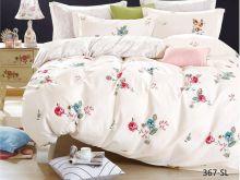 Комплект постельного белья Сатин SL 2-спальный  Арт.20/367-SL