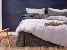 Комплект постельного белья Сатин SL 2-спальный  Арт.20/378-SL