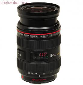 Арендовать Объектив CANON EF 24-70 mm f/2.8L USM