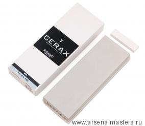 Брусок абразивный 320 Suehiro Cerax 205х73х23 мм с резиновой рамкой с нагурой Miki Tool М00014392