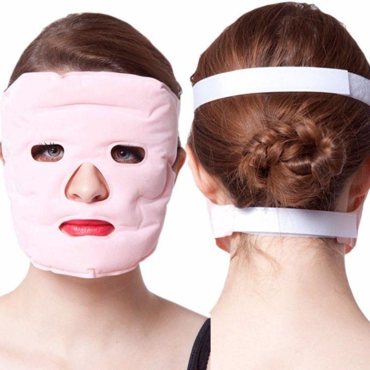 Турмалиновая маска для лица