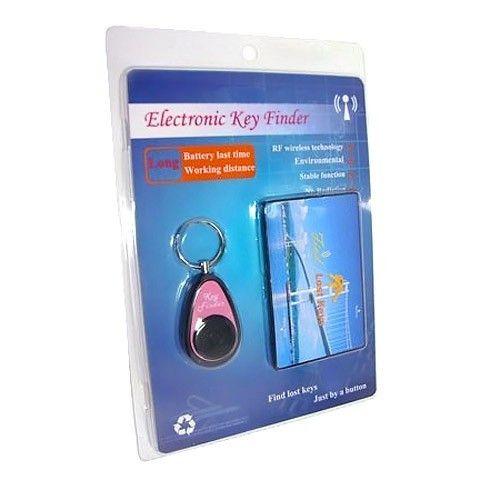 Радиобрелок с пультом ДУ для поиска ключей Electronic Key Finder (В комплекте: 1 шт)